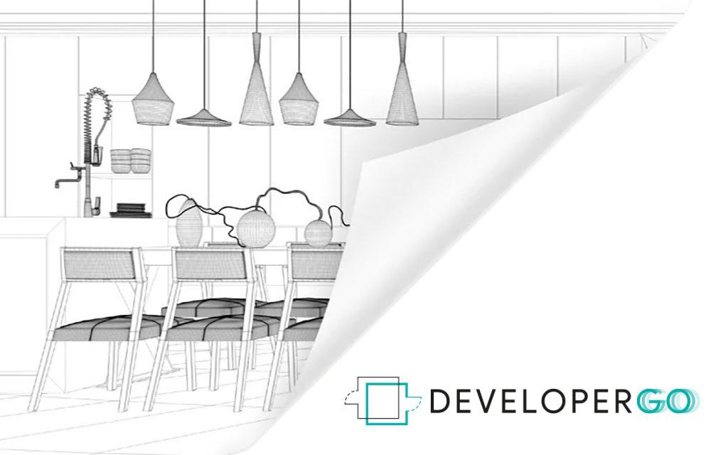 projekt graficzny dla DeveloperGo