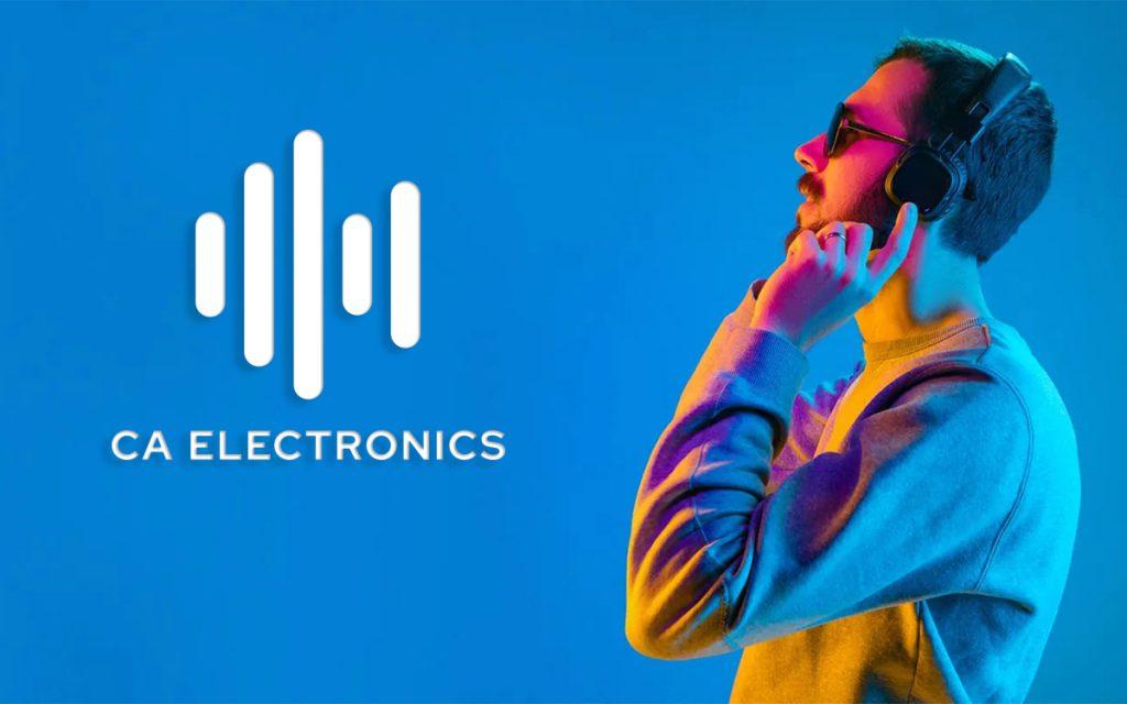 logo - CA ELECTRONIC
