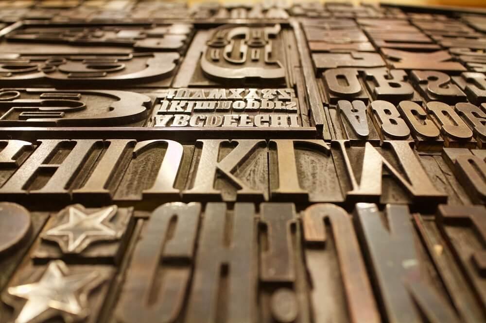 nieszablonowe fonty